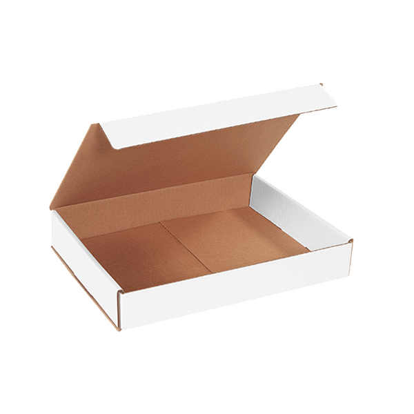 12 1/8 x 9 1/4 x 2 Literature Mailer - Boxes and Corrugated Sheets The Packaging Group