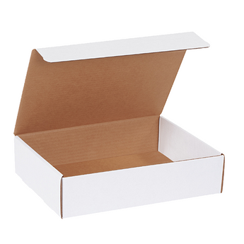 12 1/8 x 9 1/4 x 4 Literature Mailer - Boxes and Corrugated Sheets The Packaging Group