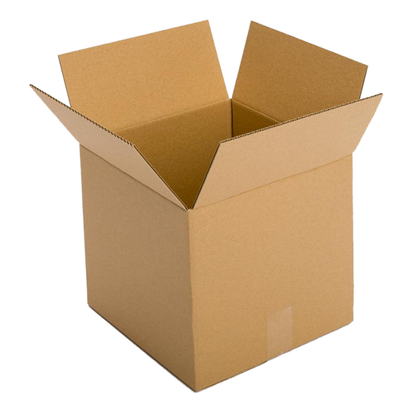 Corrugated box regular slotted container