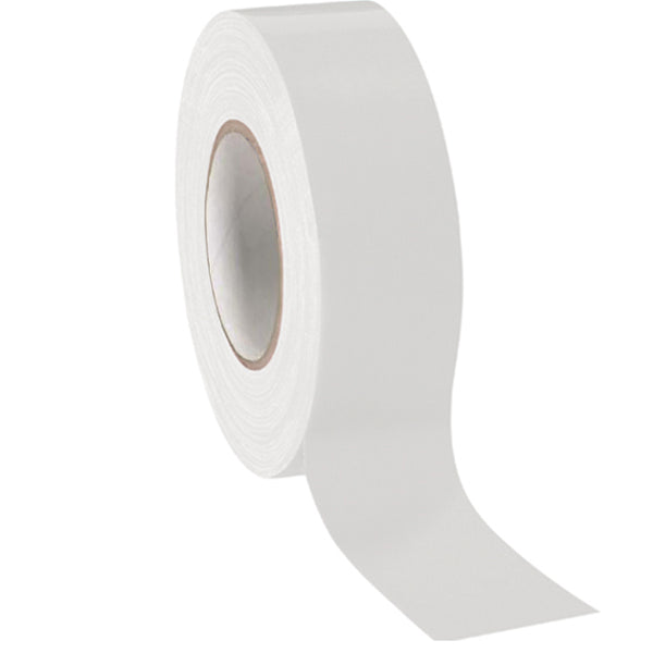 "2"" x 27 yards 7.9 Mil Duct Tape White"