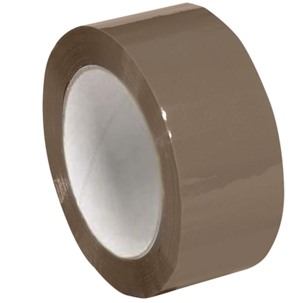 2 in. x 110 yards 2 Mil Tan Acrylic Tape
