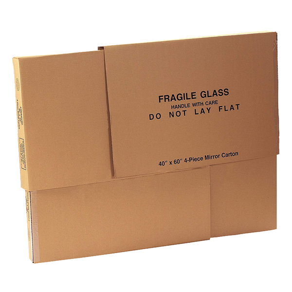 30 x 40 4-Piece Mirror Carton (1pc)