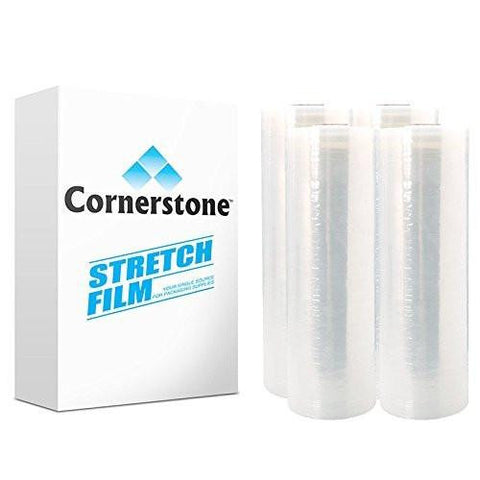 "18"" x 1500' Cornerstone Stretch Wrap"