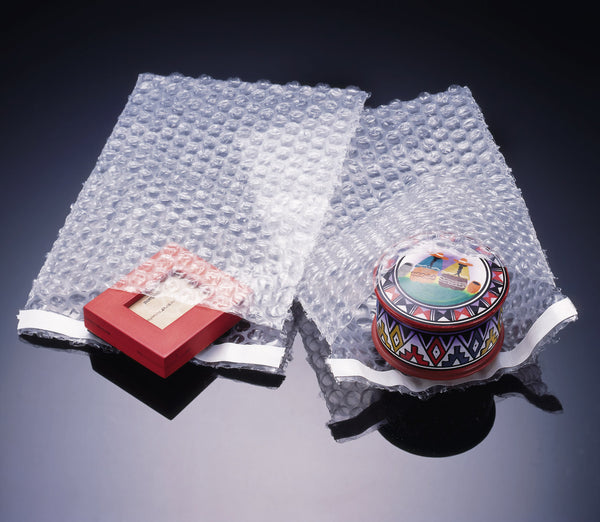 "3/16"" Bubble bag and bubble pouch 7 in. x 11-1/2 in. - Bubble Bags and Pouches The Packaging Group"