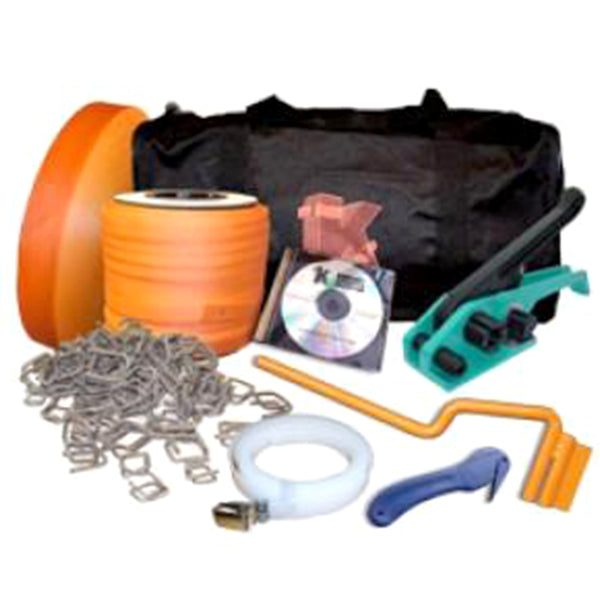 EZ Safety Strap Kit - Strapping Kits The Packaging Group