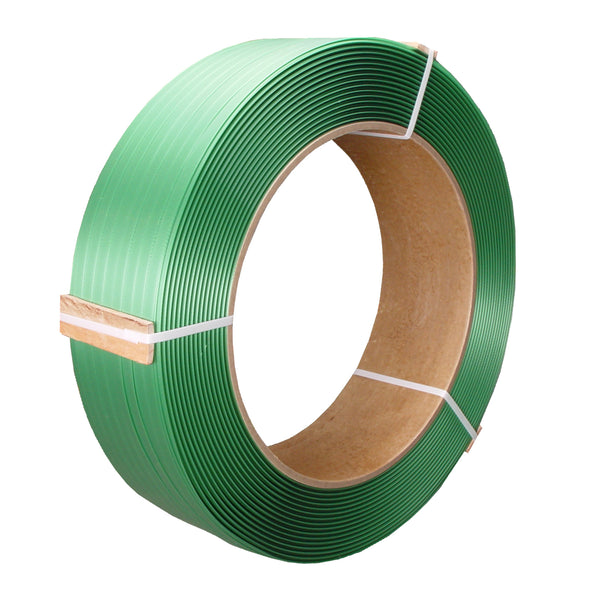 Embossed Green Strap - 1/2 inch x .022 x 9300