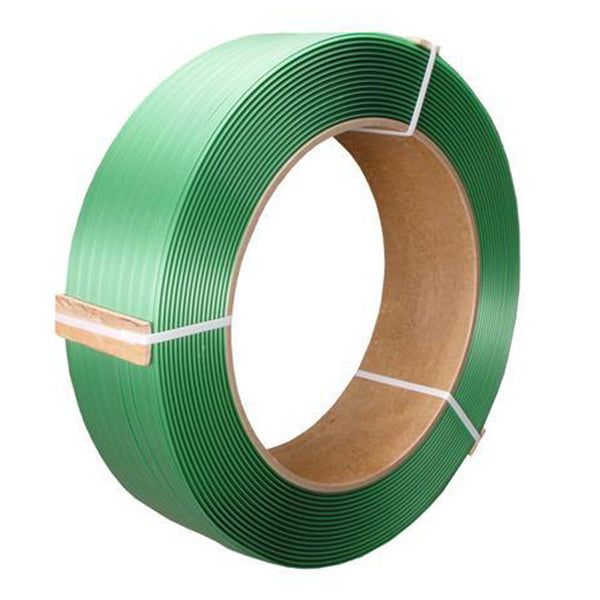 Polyester Strapping - green - smooth - 5/8 inch x .035 x 4000 16x6