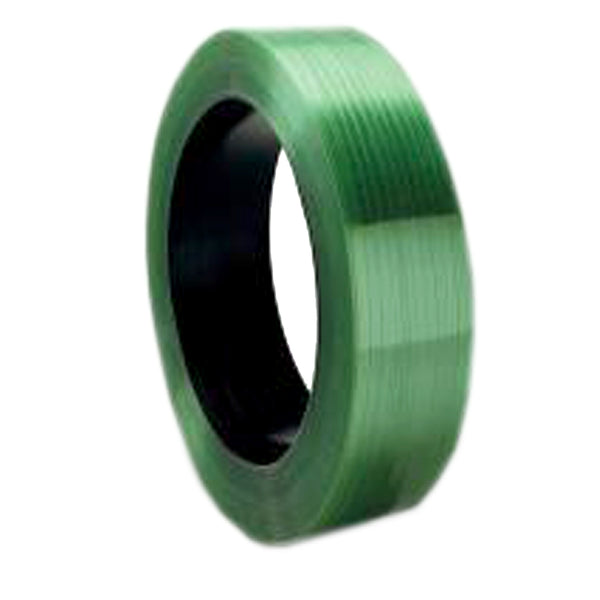 Polyester Strapping - 1/2 inch x .025 x 5800 - Green