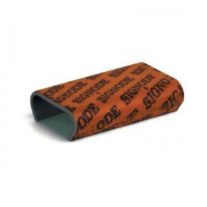 "1/2"" Galvanized Snap-on Strapping Seals"