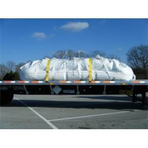8ft. x 12-1/2ft. x .005 Clear Poly Bag 12 Mon UVI 30/rl (53in. x 150in. )