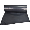 black plastic sheeting rolls - Black 4 ft. x 100 ft. 4 Mil Plastic Sheeting Continuous Roll