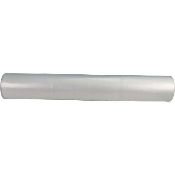 Plastic sheeting 10 ft. x 100 ft. 2 Mil Clear Plastic Roll