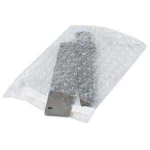 "3/16"" Bubble bag and bubble pouch 8 in. X17 1/2 in. - Bubble-Out The Packaging Group"