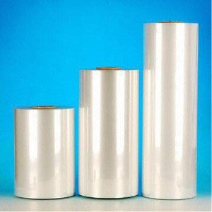 "20"" x 80 Gauge x 1000' Extended Core Opaque White Securi-Wrap"