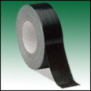 "1/2"" x 60 yards Black Weather Resistant Filament Tape PPP-T-97C TYPE IV - Military Spec Packaging The Packaging Group"