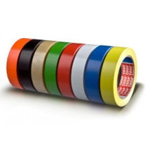 "1"" x 60 yards 4.6 Mil Ivory Strapping Tape with Serrated Edges"
