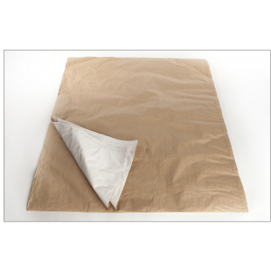 "48"" x 250' Kraft Paper Tissue Moving Rolls 40rl per skid"