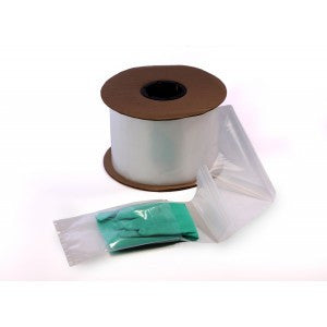"2"" x 3"" 2 Mil Auto Style Poly Bag - Poly Bags and Supplies The Packaging Group"