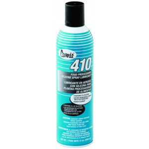Camie 410 Food Processors Silicone Spray Lubricant - Adhesives The Packaging Group