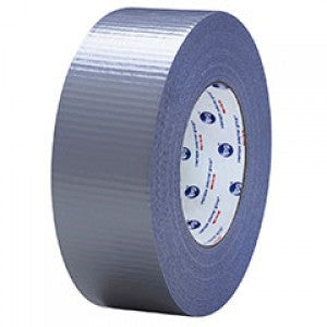 48mm x 54.8M Intertape AC6 Silver Duct Tape