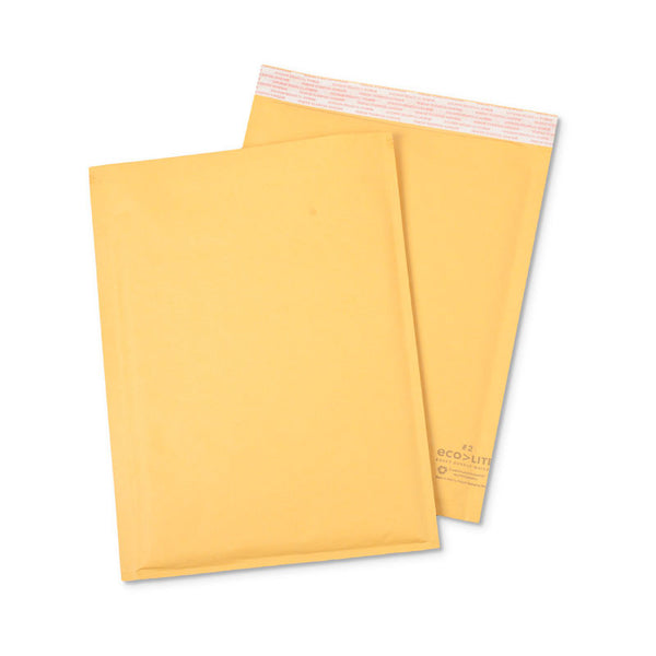 "#0 Kraft Padded Self Seal Mailer 6"" x 10"""
