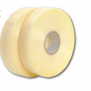 2 in. x 1640 yards 1.6 mil Hot Melt Tape Clear