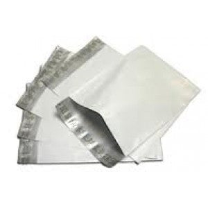 "Polyjacket Poly Film Self Seal Mailer 12"" x 15-1/2"""