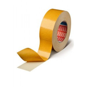 Tesa 04964 Double-Sided Tape With Fabric Backing - Double-sided Tapes With Reinforcement The Packaging Group
