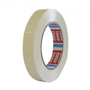 38mm x 330m Tesa 4298 White Polypropylene Tape