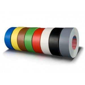 Tesa 04651 Premium Acrylic Coated Cloth Tape - Cloth Tapes The Packaging Group
