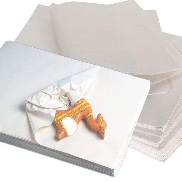 "Newsprint Sheets  18"" x 24"" -  (50 lbs.) 1 per pack"