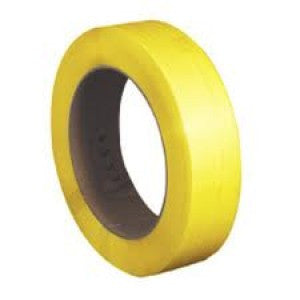 "Yellow Poly Strapping - 1/2"" x 7200"