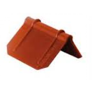 "1-1/4"" Signode P41 Red Plastic Edge Protector 1000 per case - Edge Protectors The Packaging Group"