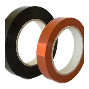 36mm x 55m 500 Black TPP Strapping Tape