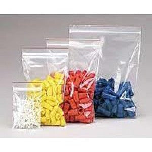 "12"" x 12"" 4 Mil Reclosable Poly Bag - Poly Bags and Supplies The Packaging Group"