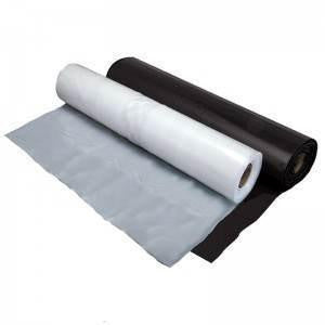 Clear 8 ft. x 100 ft. 6 Mil plastic sheeting