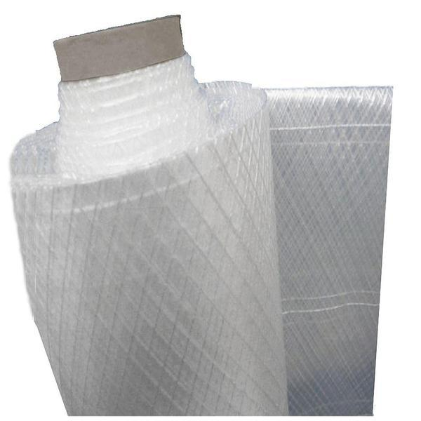 plastic sheeting rolls -  40' x 550' 6 Mil Reinforced Dura-Skrim 2 R5CC - the packaging group