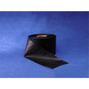 "20"" 4 Mil x 750' Black Conductive Poly Tubing - Poly Bags and Supplies The Packaging Group"