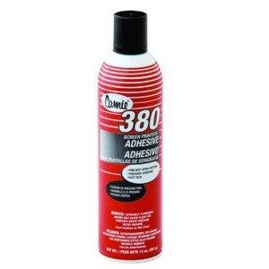 Camie 380 Screen Printers' Adhesive