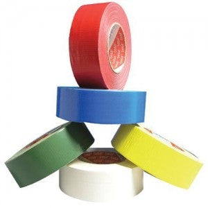 Tesa 64662 Duct Tape White - Cloth Tapes The Packaging Group