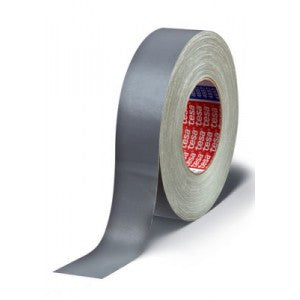 Tesa 04657 Temperature Resistant Acrylic Coated Cloth Tape