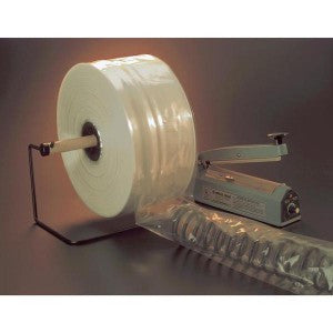"14"" x 900' 6 Mil Poly Tubing - Poly Bags and Supplies The Packaging Group"