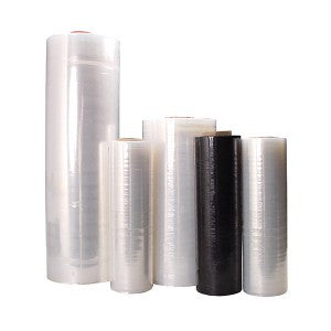 "20"" x 9000' 39 Gauge Platinum Max Machine Stretch Film - Stretch Wrap & Film The Packaging Group"
