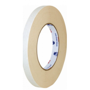 "1/2"" x 36yd Double Coated Flatback Tape"