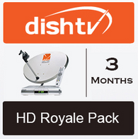 HD Royale 3 Months