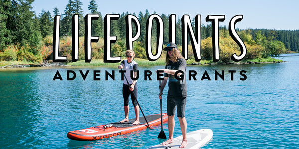 Apply For a $1,000 Adventure Grant!
