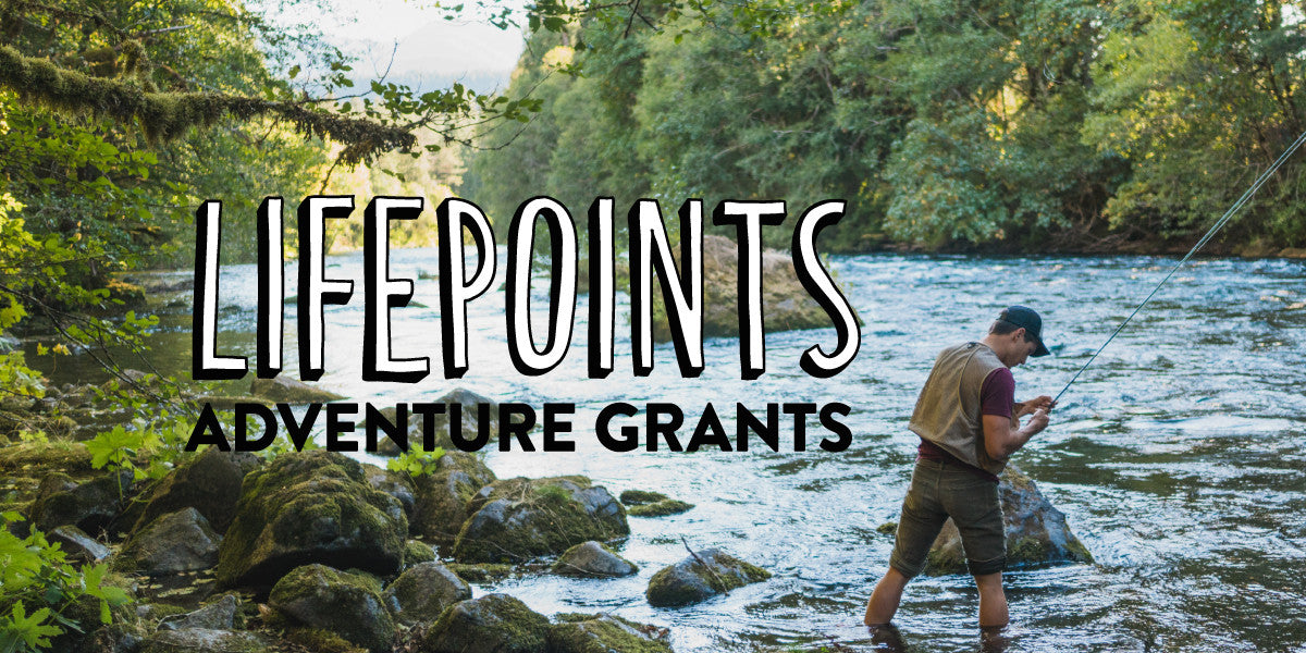 Lifepoints Adventure Grants: The Winners