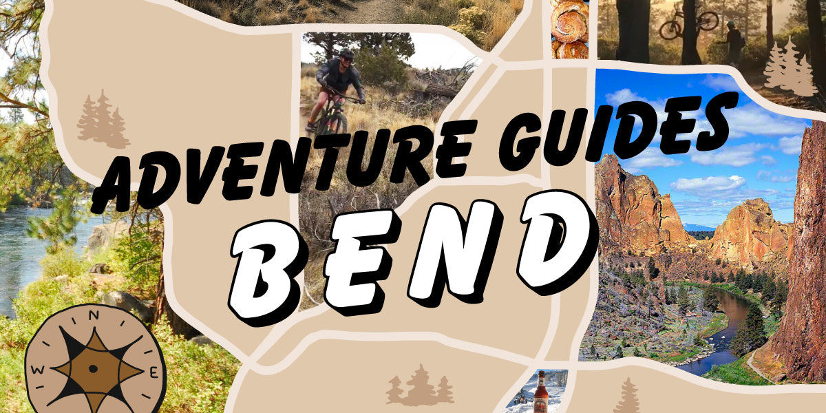 Lifepoints Adventure Guides: Bend, OR