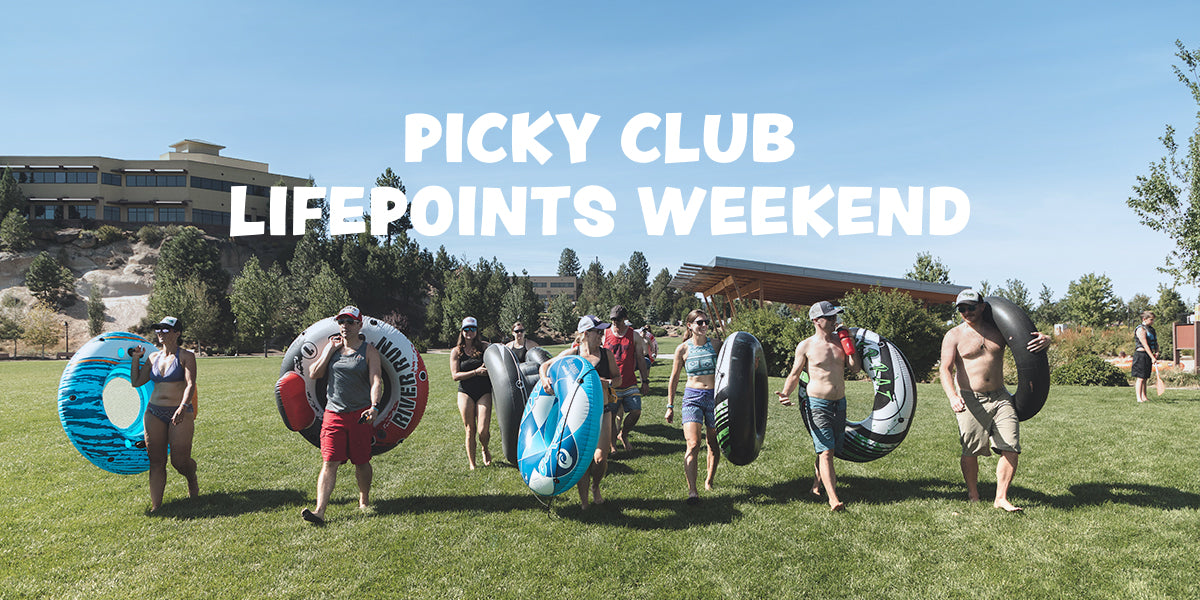 Picky Club Lifepoints Weekend 2019