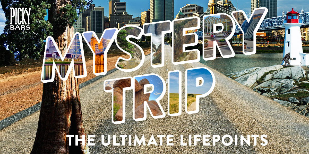 Lifepoints Adventure Grants: Mystery Trip